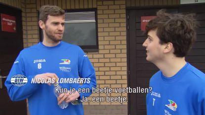 """Lombaerts en KVO slachtoffer van fratsen De Ideale Wereld: """"Ik hoorde dat je Rusland mist? Allez, het WK hé"""""""