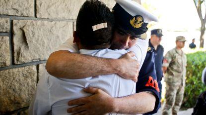 """Mama Argentijnse marinier: """"Mirakel en kwestie van seconden dat mijn zoon toch niet mee moest met duikboot"""""""