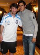 Suarez met Messi in 2011