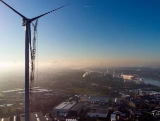 """Windmolen torent 135 meter boven Zelzaatse kerktoren uit: """"Hopen dat groene voordelen meer doorwegen dan visuele impact"""""""