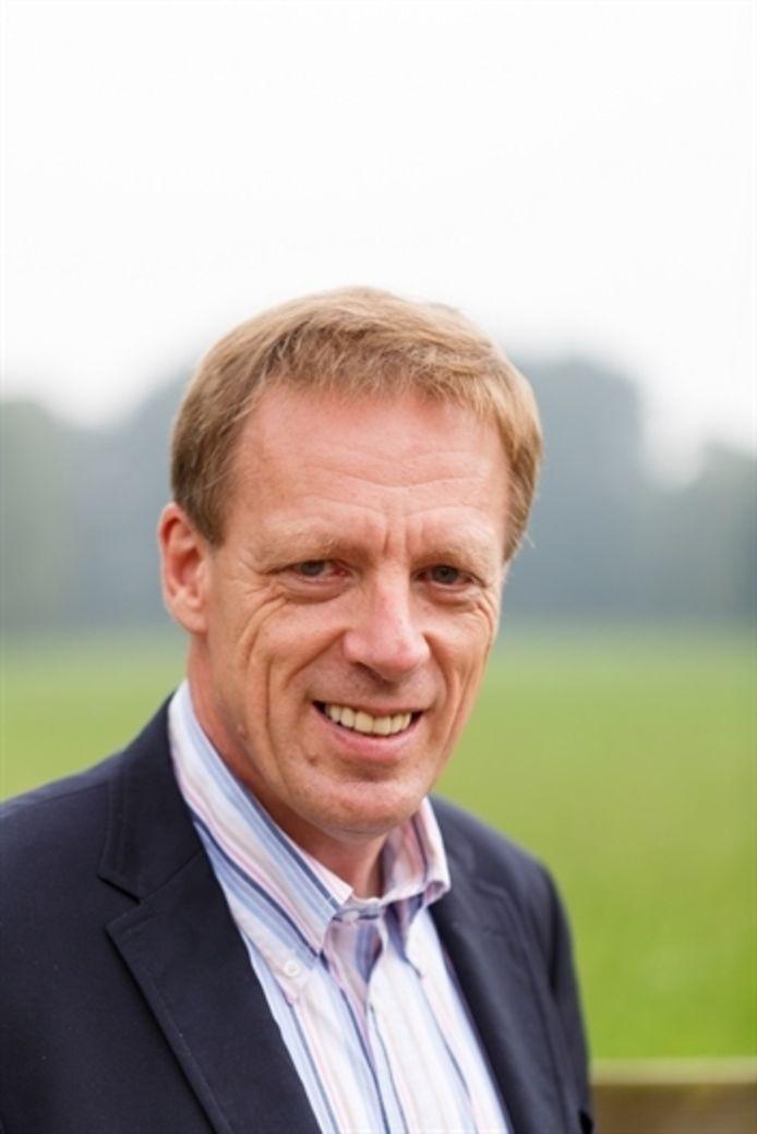 Wim de Vries, hoogleraar stikstofeffectanalyse.