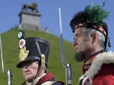 Il n'y a plus de place disponible pour assister au bicentenaire de Waterloo