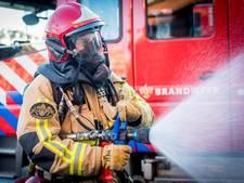 Dordrecht loopt risico bij brand op het spoor
