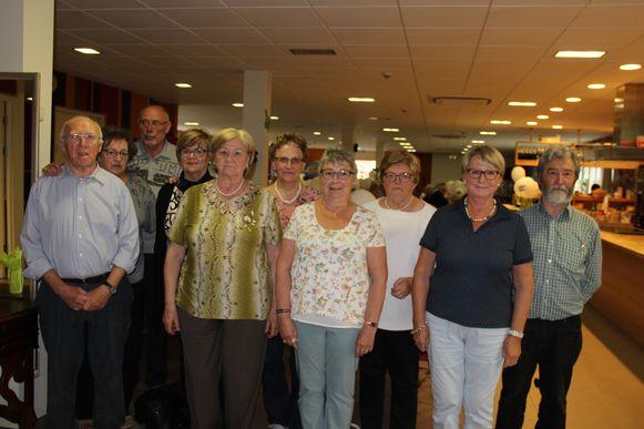 De seniorenadviesraad zette mee haar schouders onder de Fiertel voor senioren.