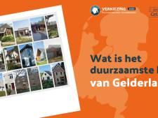 Stemmen op energiezuinig huis: wie verdient titel 'duurzaamste huis van Gelderland'?
