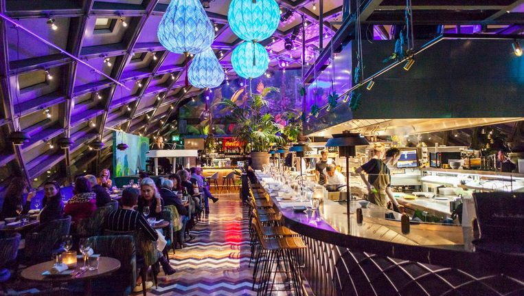 Ron Gastrobar Downtown Beeld Lin Woldendorp