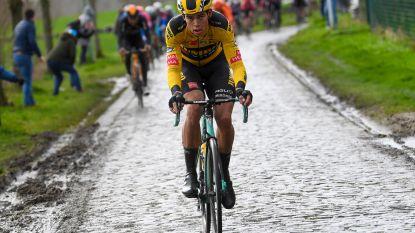 """Drukke najaarsperiode in het verschiet voor Van Aert: """"Denk dat ik mag geloven dat ik Monument kan winnen"""""""