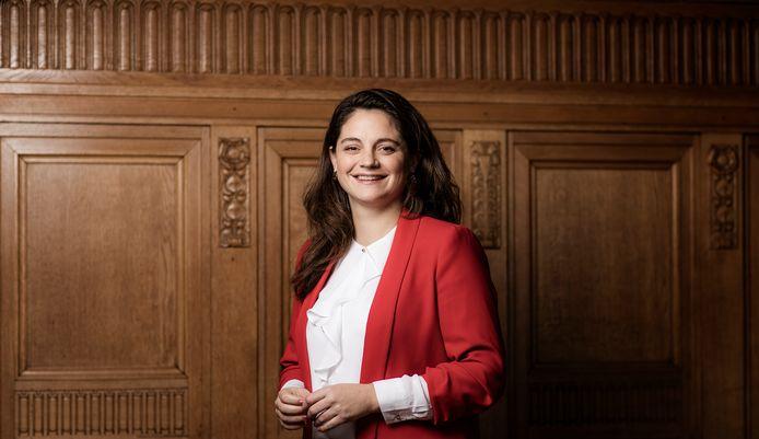 Barbara Kathmann vervolgt haar politieke loopbaan na de verkiezingen in maart in de Tweede Kamer.