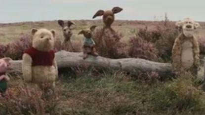 Nieuwe Disney trailer 'Christopher Robin' toont Pooh en al zijn vriendjes zoals u ze nog nooit zag