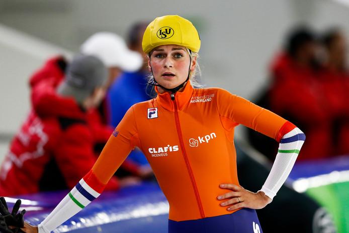 Irene Schouten.