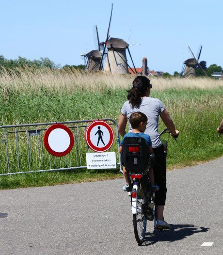 'Ook Kinderdijkpas voor inwoners Alblasserdam en Nieuw-Lekkerland'