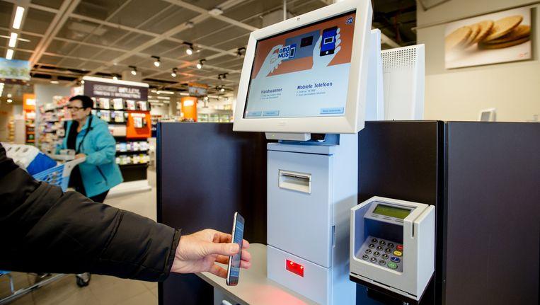 Albert Heijn Opent Eerste Volledige Zelfscan Supermarkt De