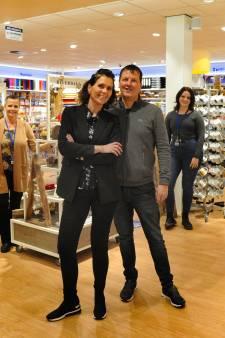 Bij winkelcentrum Dauwendaele komen klanten weer met een glimlach naar buiten