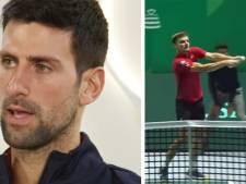Le tennisman parfait a du David Goffin d'après Novak Djokovic