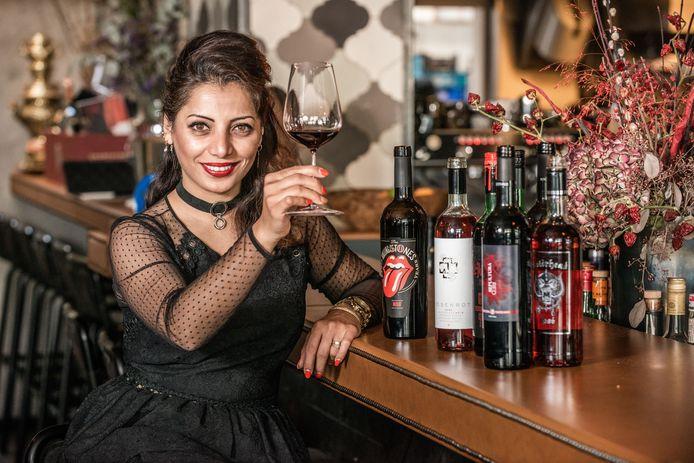 Sepideh test 7 wijnen.