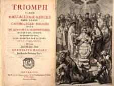 Duurste boek Bossche beurs staat nu bij de bisschop in de kast