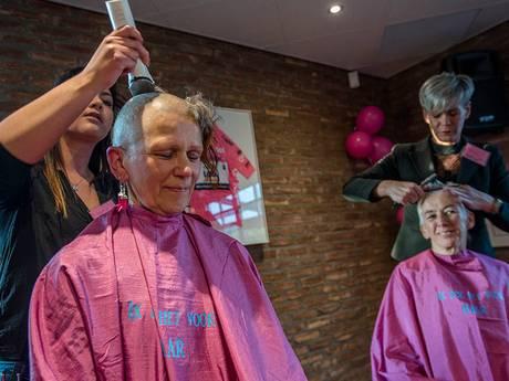 We doen het voor HAAR in Heukelom begint met 2.100 euro voor kaal hoofd