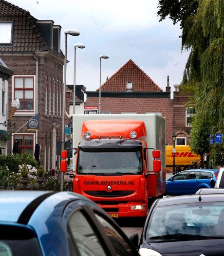 Gemeente maakt duizenden euro's vrij tegen sluipverkeer in Meerkerk