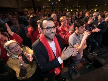 VVD en GroenLinks winnaars in Eindhoven, raad bestaat straks uit dertien partijen