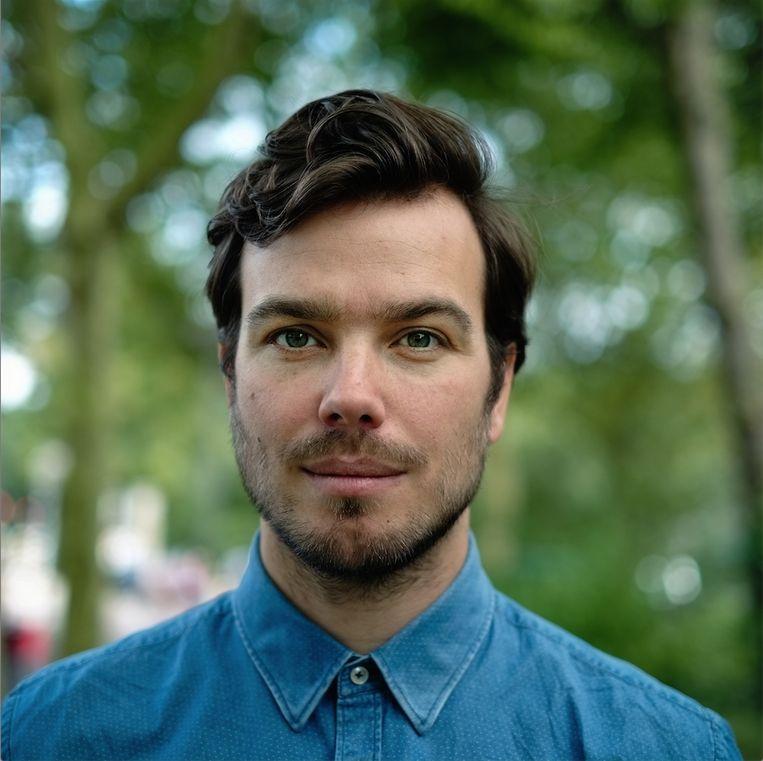 Regisseur Michiel ten Horn: 'Er is nu nog een vreemde kloof tussen artistiek en commercieel die nauwer moet worden.' Beeld Jasper Wolf