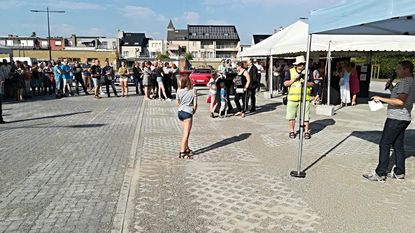 Centrumparking feestelijk ingehuldigd