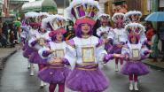 Kleurrijke carnavalstoet lokt heel wat volk, ondanks wisselvallig weer