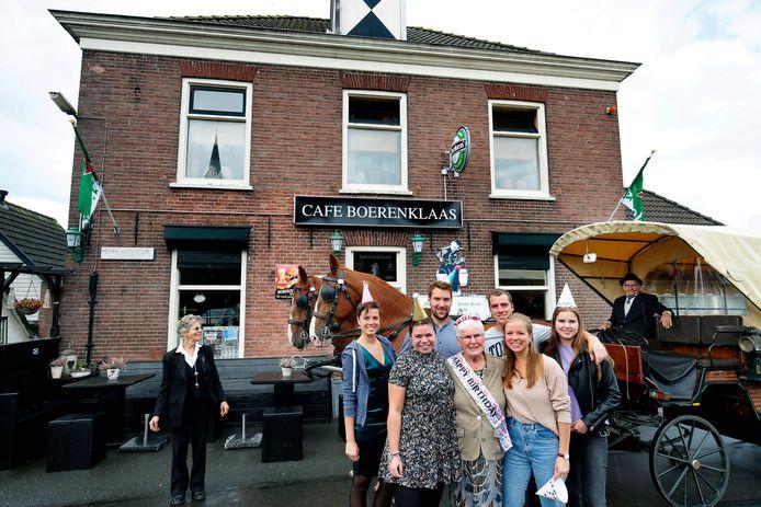 Herberg De Boerenklaas bestaat nog steeds.