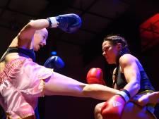 Meer vrouwen in de ring: 'Mensen kijken vreemd op als ik vertel dat ik serieus kickboks'
