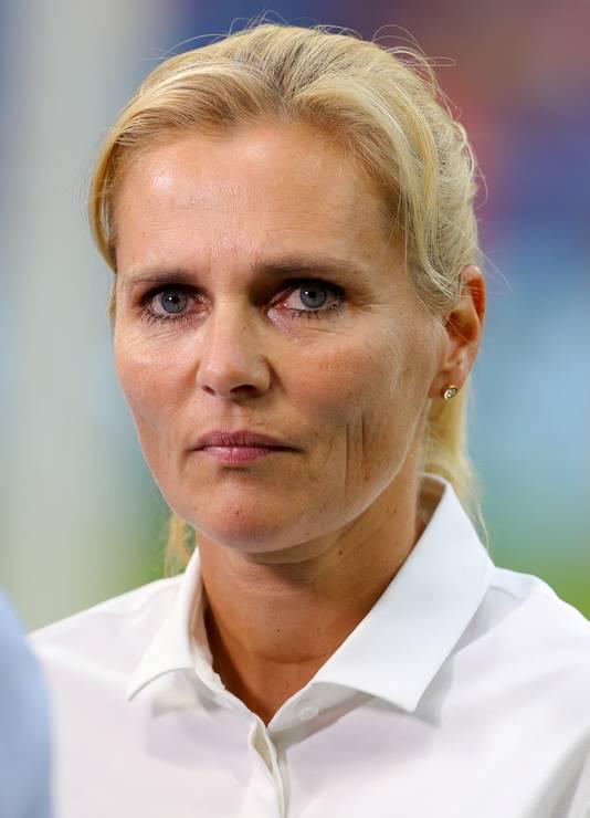 Sarina Wiegman.