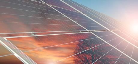 Heel Noord-Beveland aan de zonnepanelen