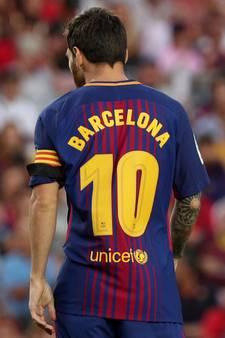 FC Barcelona begint seizoen met zege op Real Betis