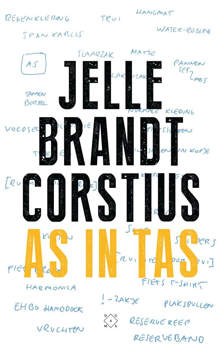 Wederom op 1: Jelle Brandt Corstius Beeld Das Mag