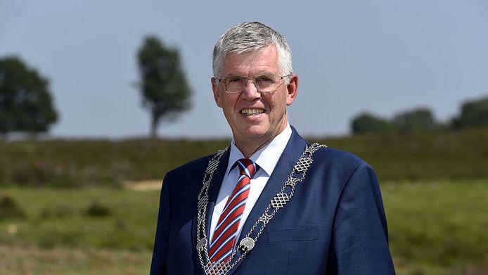 Burgemeester André Baars, gemeente Ermelo