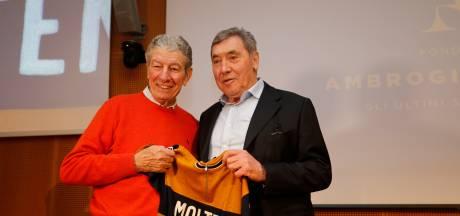 """Eddy Merckx touché par la mort de Gimondi: """"Cette fois, j'ai perdu"""""""