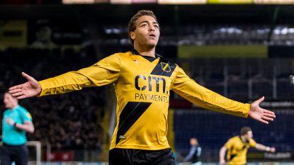 Cyriel Dessers brengt NAC Breda dichter bij promotie