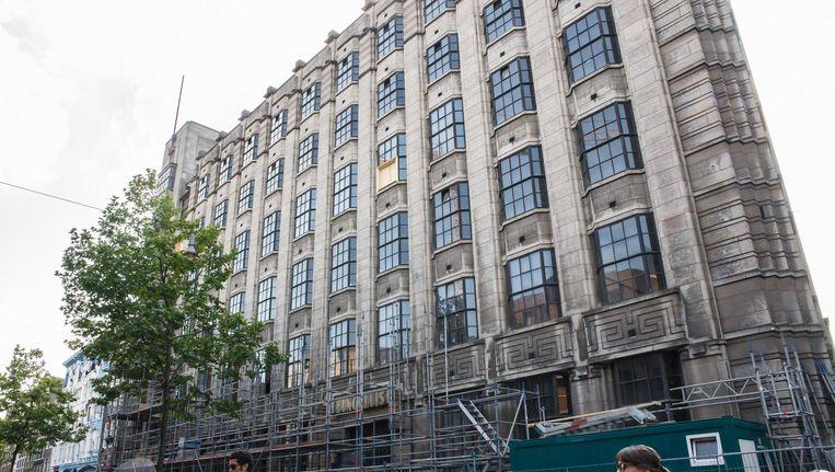 Het Bungehuis mag wat de tegenstanders betreft geen exclusief hotel worden Beeld Carly Wollaert