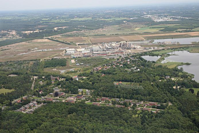In de omgeving van Nyrstar Budel moet het Duurzaam Industriepark Cranendonck komen.