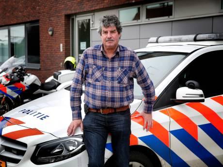 Wijkagent Ruud wordt nooit meer de oude na darmkanker: 'Mensen, stop met schelden met kanker'