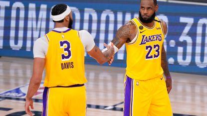 Na 7 magere, 7 vette jaren? Hoe Lakers in 10 jaar tijd afdropen van wereldkampioen tot slechtste Lakersploeg ooit... en nu terug in NBA-finale staan