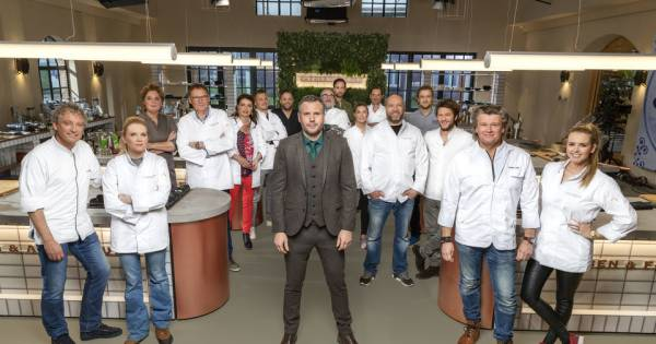 Jan de hoop doet mee aan superstar chef show - Super chef 2000 ...