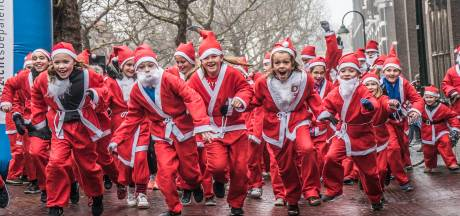 Santa Run Kampen sneuvelt door teruglopende belangstelling en hogere ozb