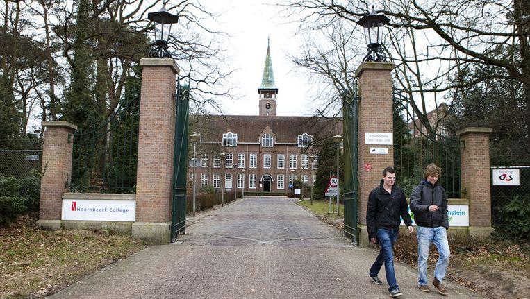 Het reformatorische mbo Hoornbeeck College in Amersfoort, om de hoek bij de lokale afdeling van het Van Lodenstein College. Beeld anp