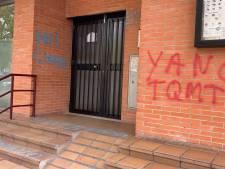 Spanjaard overleden na ruzie over liefdesboodschap op muur