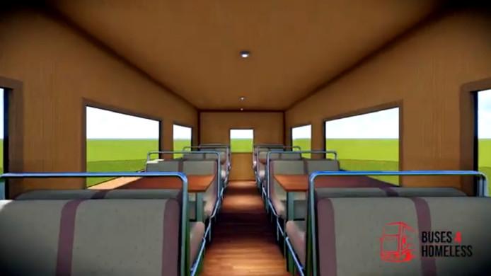 Des bus seront également transformés pour servir de restaurants mobiles dans les rues de Londres, en partenariat avec des écoles de cuisine.