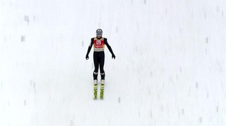 Wereldkampioen Noordse Combinatie pas 43ste.