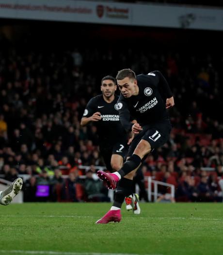 Nainggolan en huitièmes de la Coupe d'Italie, Trossard s'offre Arsenal