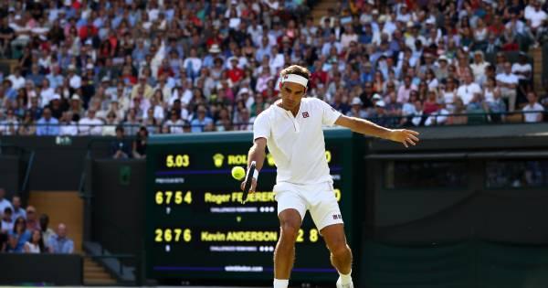 Aardschok op Wimbledon: Federer uitgeschakeld na thriller