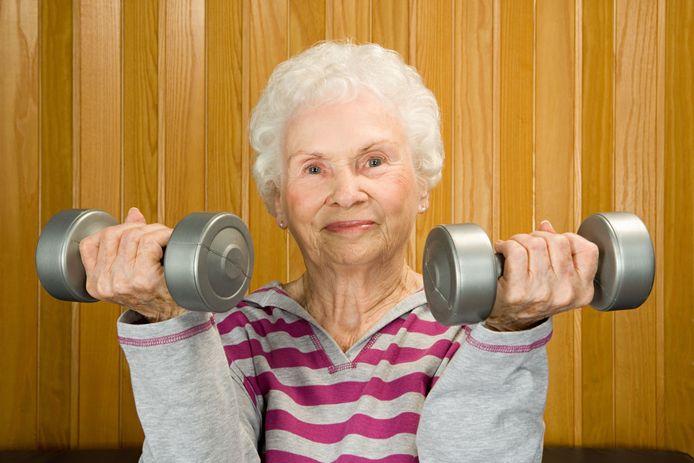 De fitheid van senioren staat centraal tijdens de Vitaliteitsdagen in Helmond.