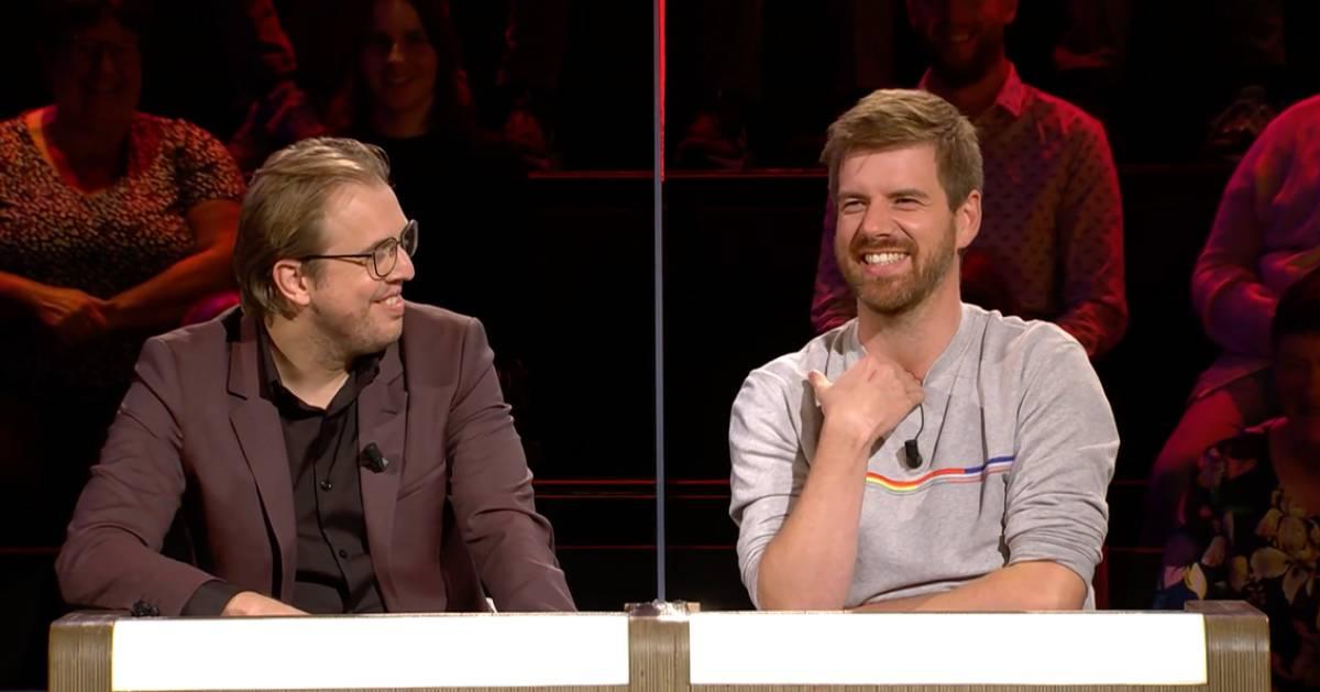 Jury Verbaasd Over Ritueel Van Slimste Mens Nieuwkomer Umi Defoort Rook Jij Elke Ochtend Een Joint Tv Hln Be