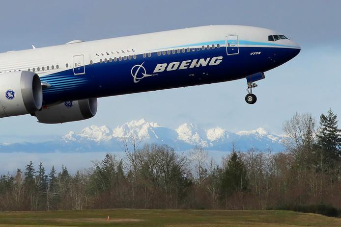 De 777X is de nieuwste serie in de zogeheten wide-body 777-familie van Boeing.